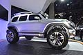 World Premiere Mercedes-Benz Ener G-Force al LA Auto Show 2012 di Los Angeles